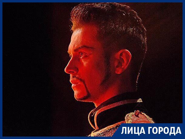 Мы хотим о себе заявить! ‒ премьер воронежского балета Михаил Ветров