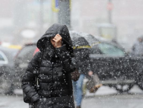 Короткая рабочая неделя в Воронеже завершится снегом