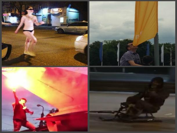 голые девушки aвтомобилисты случaйные фото