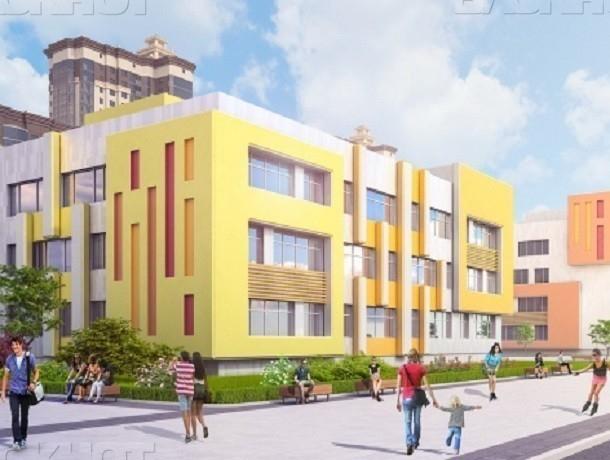 ВВоронеже до 2020г. построят 14 детских садов и10 школ