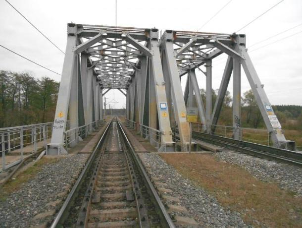 Воронежец погиб от удара током во время прыжка с железнодорожного моста