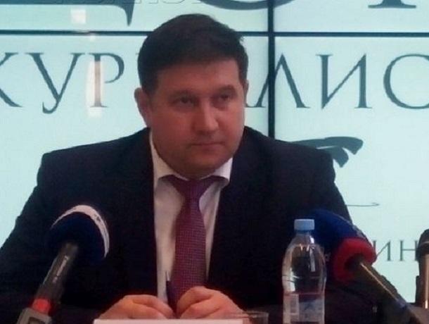 Главный дорожник Воронежской области Александр Дементьев уволился пособственной инициативе