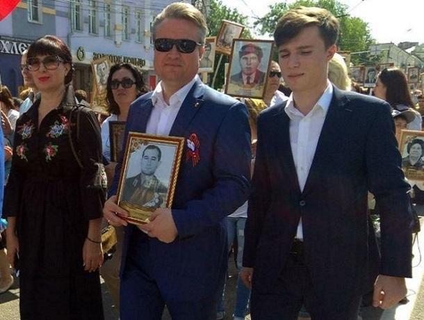 Из декларации разбогатевшего Вадима Кстенина исчез сын