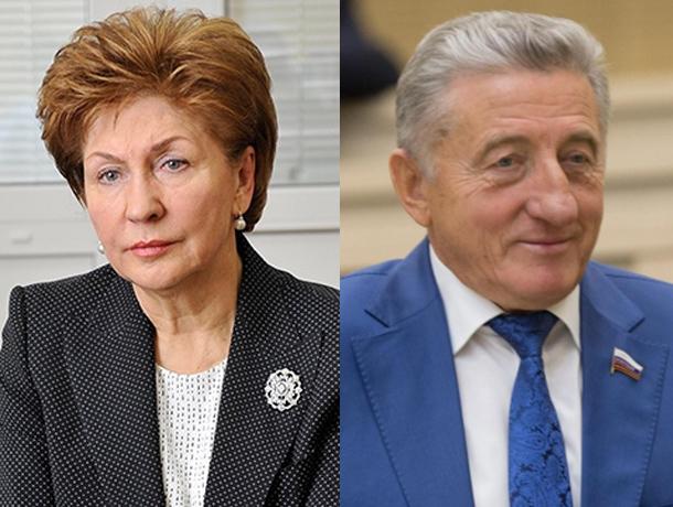 Сенатор Галина Карелова заработала больше коллеги Сергея Лукина