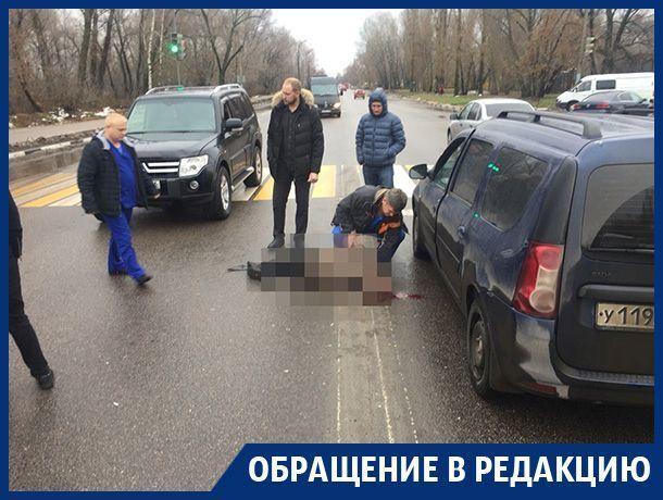 Виновного в смерти папы всячески пытаются оправдать, – жительница Воронежа