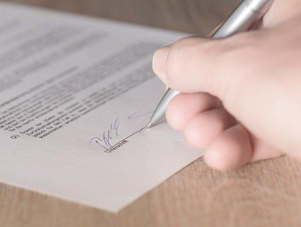 Подписи воронежцев массово подделали при выборе новой УК