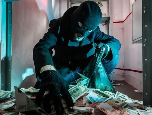 3-х воронежцев осудят заограбление банков на1 млн руб.