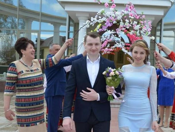 Постпасхальный свадебный бум накроет Воронежскую область