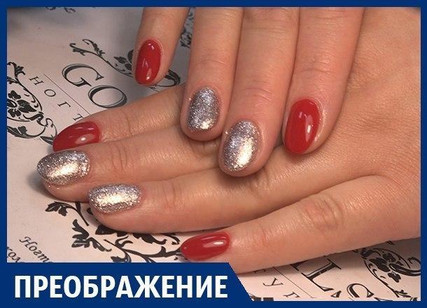 Золотые ногти и пышные ресницы получила героиня проекта «Преображение»