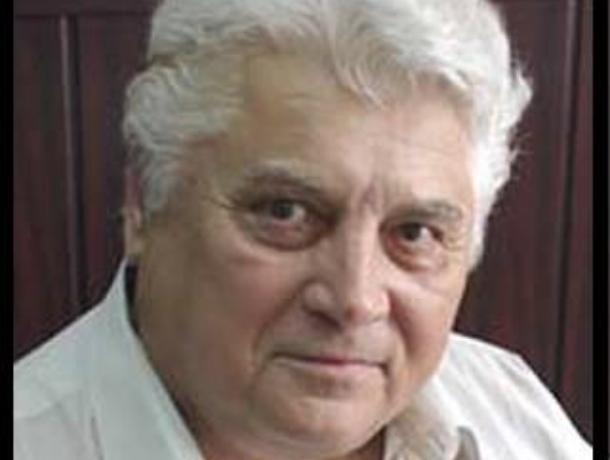 Скончался профессор Воронежского государственного университета Анатолий Пряхин