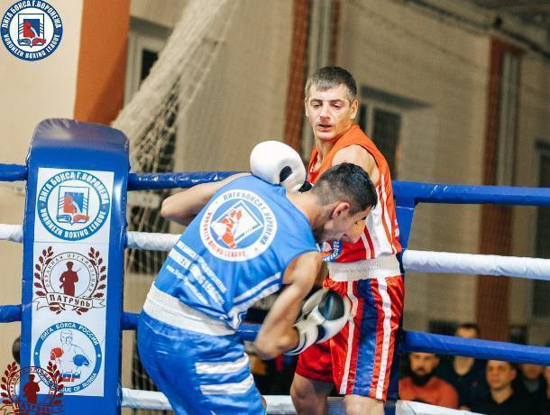 Воронежская Лига бокса установила рекорд по количеству участников