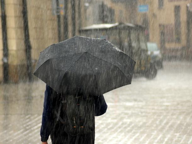 Синоптики рассказали, когда в Воронеже закончатся дожди