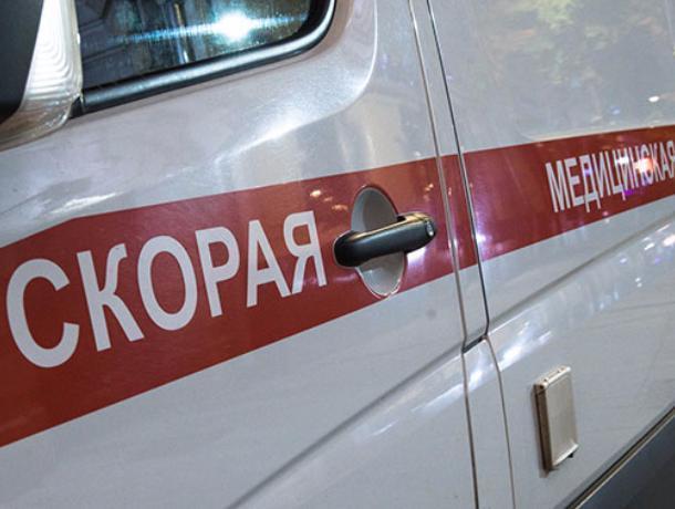 ВВоронежской области вДТП с2 иномарками пострадали 3 человека