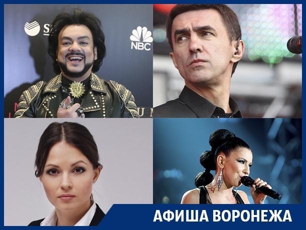 Куда сходить в Воронеже: научиться зарабатывать 800 тысяч в месяц, концерты Киркорова и Бутусова
