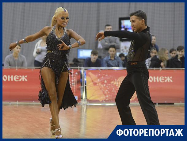 Страстные танцы на Кубке Воронежской области - 2018