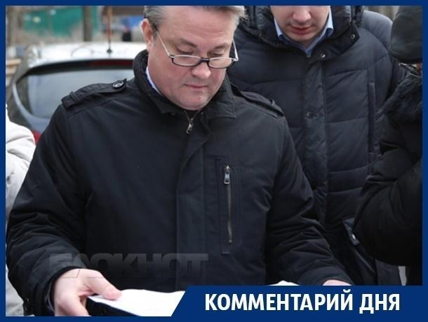 Кстенину надо срочно найти выход, либо его в Воронеже сменит удивительный мэр