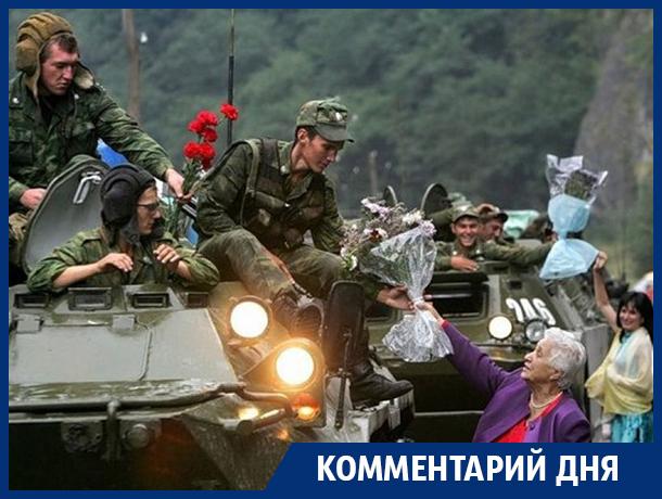 Победоносная война «08.08.08» подчёркивает, что на Донбассе Кремль обошёлся полумерой, - воронежский эксперт
