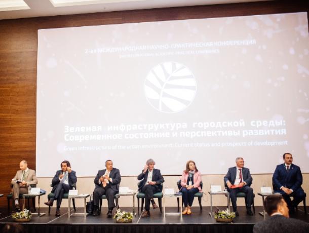 Иностранные эксперты назвали Воронеж перспективным в плане зеленой инфраструктуры