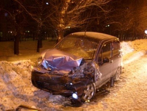 ВВоронежской области в итоге ДТП пострадали 5 человек