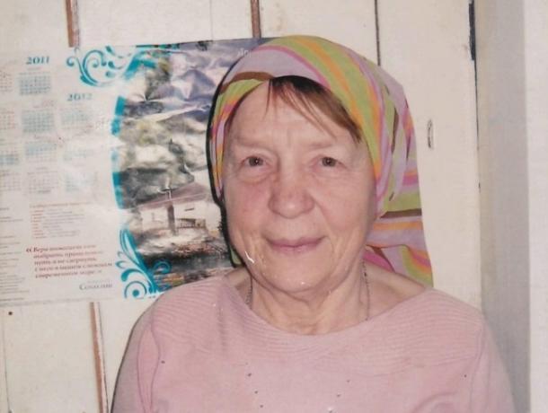 ВВоронежской области пропала 66-летняя женщина