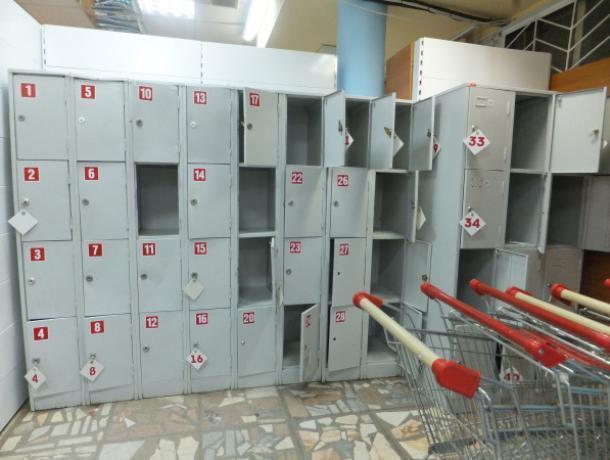 Воронежский рецидивист рассказал, как ему удалось украсть рюкзак из камеры хранения