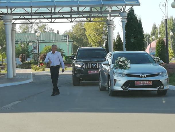 Воронежские чиновники устроили сиесту из-за свадьбы сына главы райадминистрации