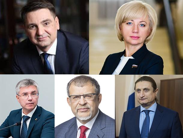 Пономарёв, Сапрыкина, Чижов, Марков и Ревенко и рыбку съели, и реформу поддержали
