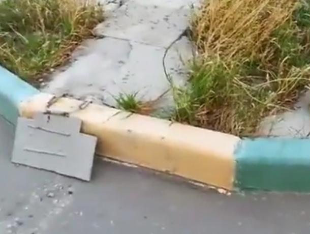 Воронежцы поделились идеей для индивидуальной парковки
