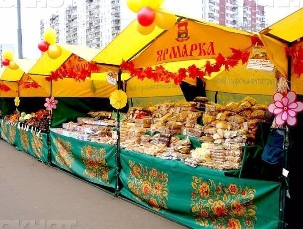 Власти Воронежа вложат вреконструкцию ярмарок практически 320 млн руб.