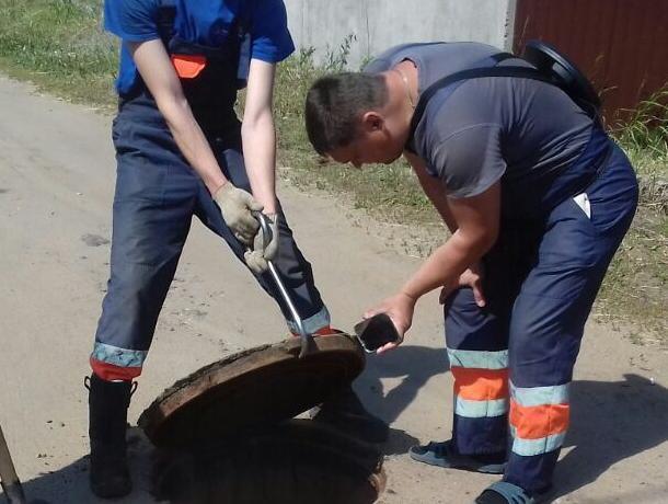 Ворам воды предложили выгодно сдаться Водоканалу в Воронеже