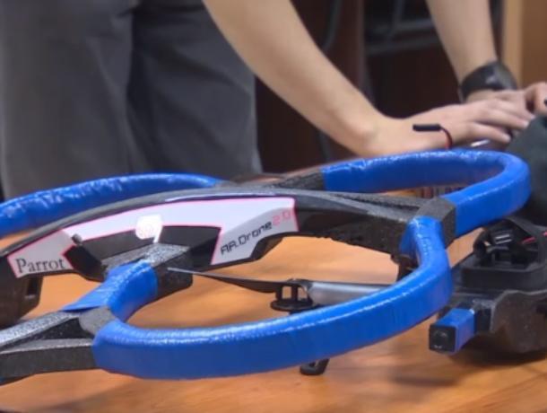 ВВоронеже разработали беспилотник, управляемый движением глаз