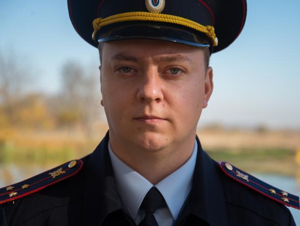 Назван «Народный участковый» Воронежской области