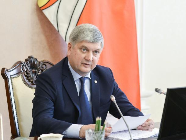 Губернатору Гусеву рассказали о лучших и худших районах Воронежской области