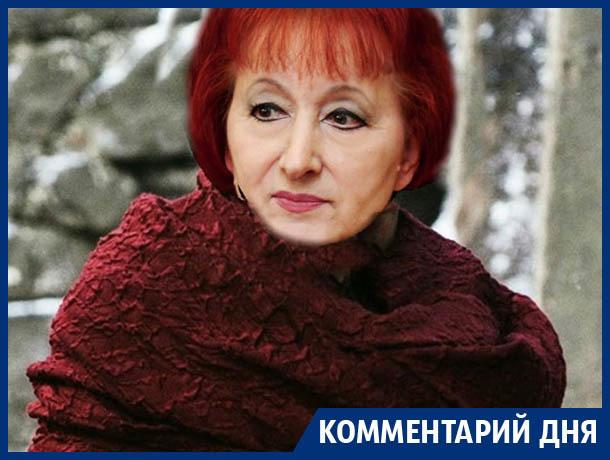 Воронежский политик узнала себя в Красной жрице