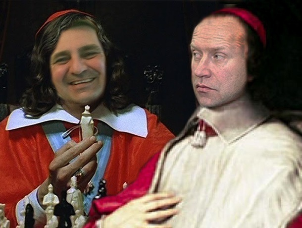 В воронежском правительстве «серого кардинала» Маркова сменил «мазарини» Панёвин