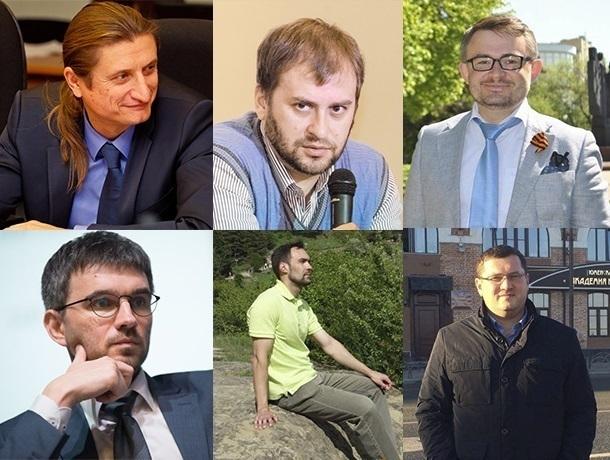 Топ-6 властных холостяков Воронежа