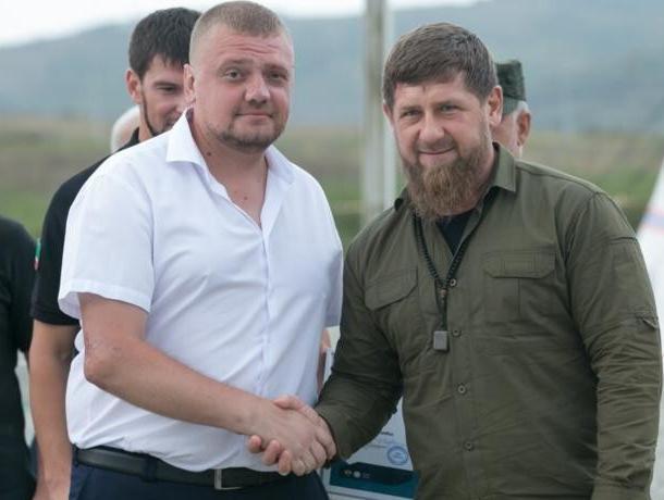 Рамзан Кадыров лично поблагодарил  воронежских волонтеров
