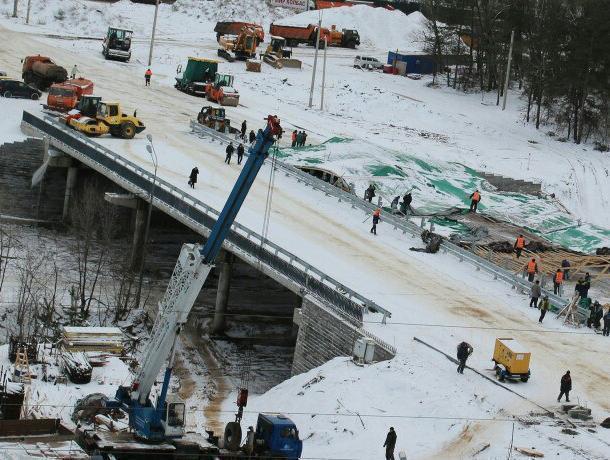 29декабря откроют путепроводы, связывающие Воронеж иСемилуки— Момент пришел