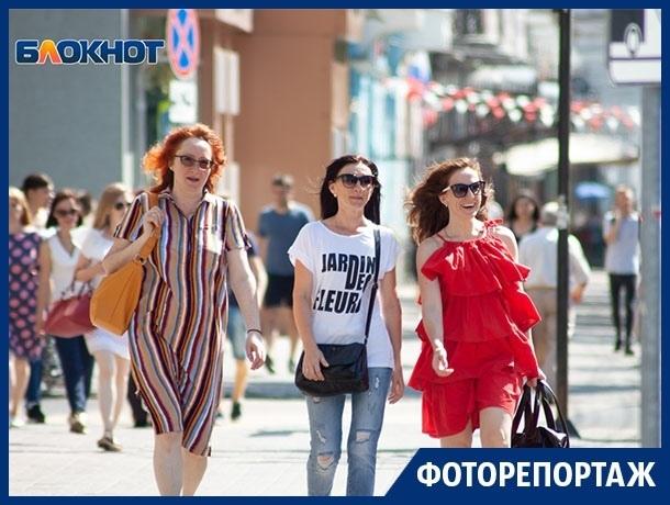 Как живет главная улица Воронежа