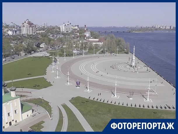 Притягательную красоту жемчужины Воронежа показал фотограф