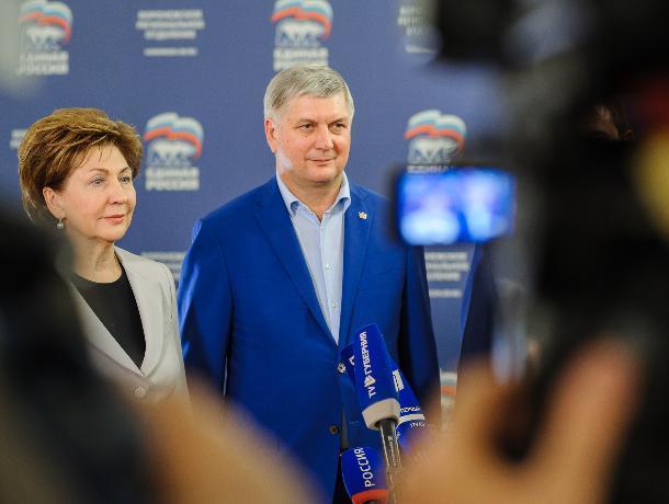 Гусев анонсировал затяжные кадровые перестановки в Воронежской области
