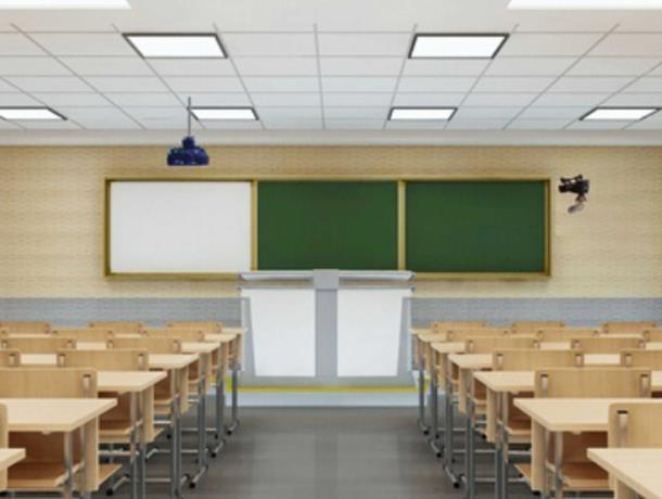 Прокуратура заинтересовывалась установкой освещения в воронежской школе