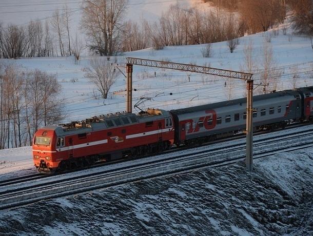 С 11 декабря все российские поезда будут объезжать Украину через Воронежскую область