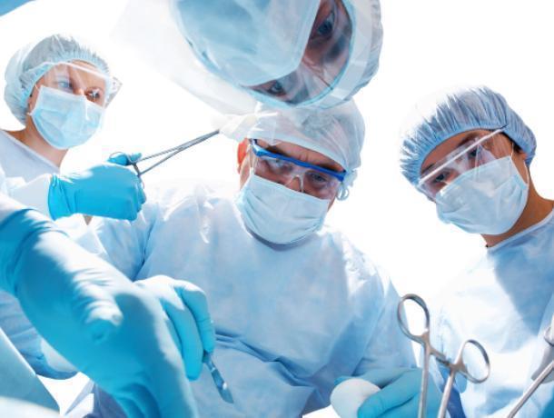 Стало известно, какие операции чаще всего делают воронежские хирурги