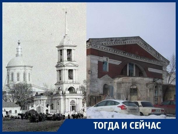 Как унизили и вернули церковь Рождества Христова на Придаче в Воронеже