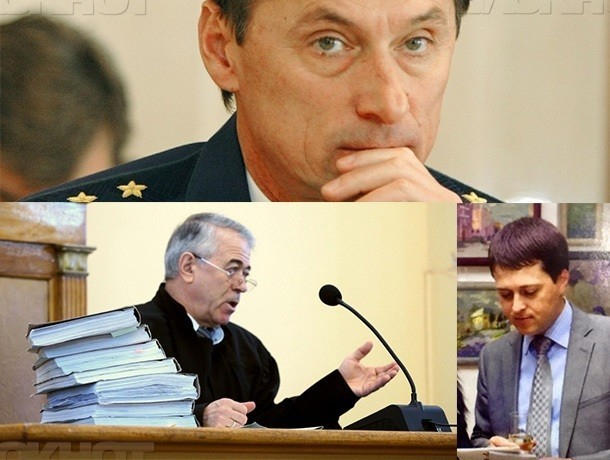Воронежский экс-прокурор попал под следствие с подвыподвертом под Шишкина