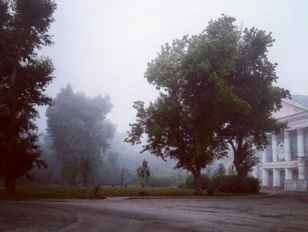 Надвигающийся туман стал причиной желтого уровня опасности в Воронеже