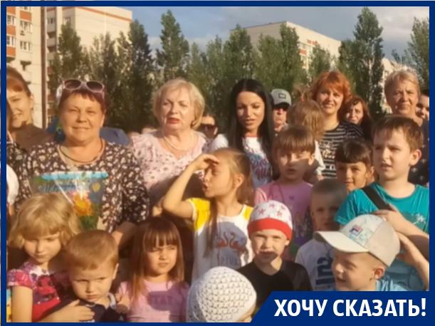 Родители из Воронежа попросили у Путина школу для своих детей
