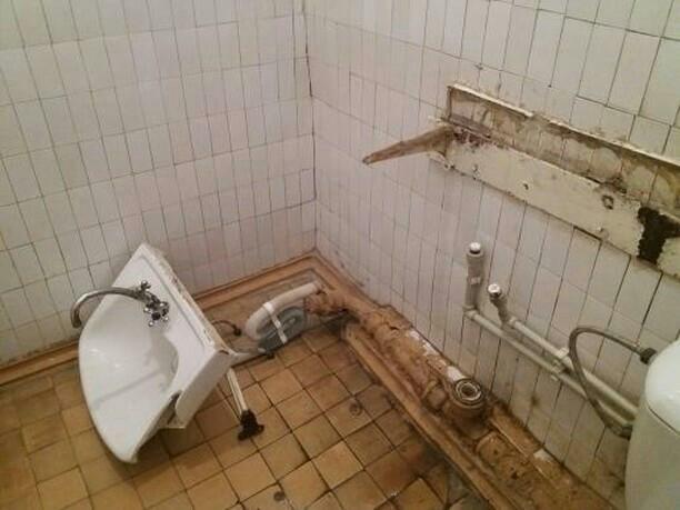 Ужасы женской консультации в Воронеже показали на снимке