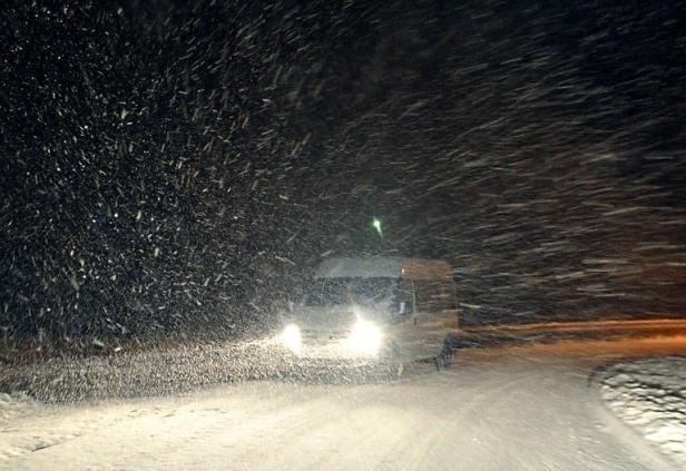МЧС Башкирии предупреждает водителей осильном ветре изаносах натрассах